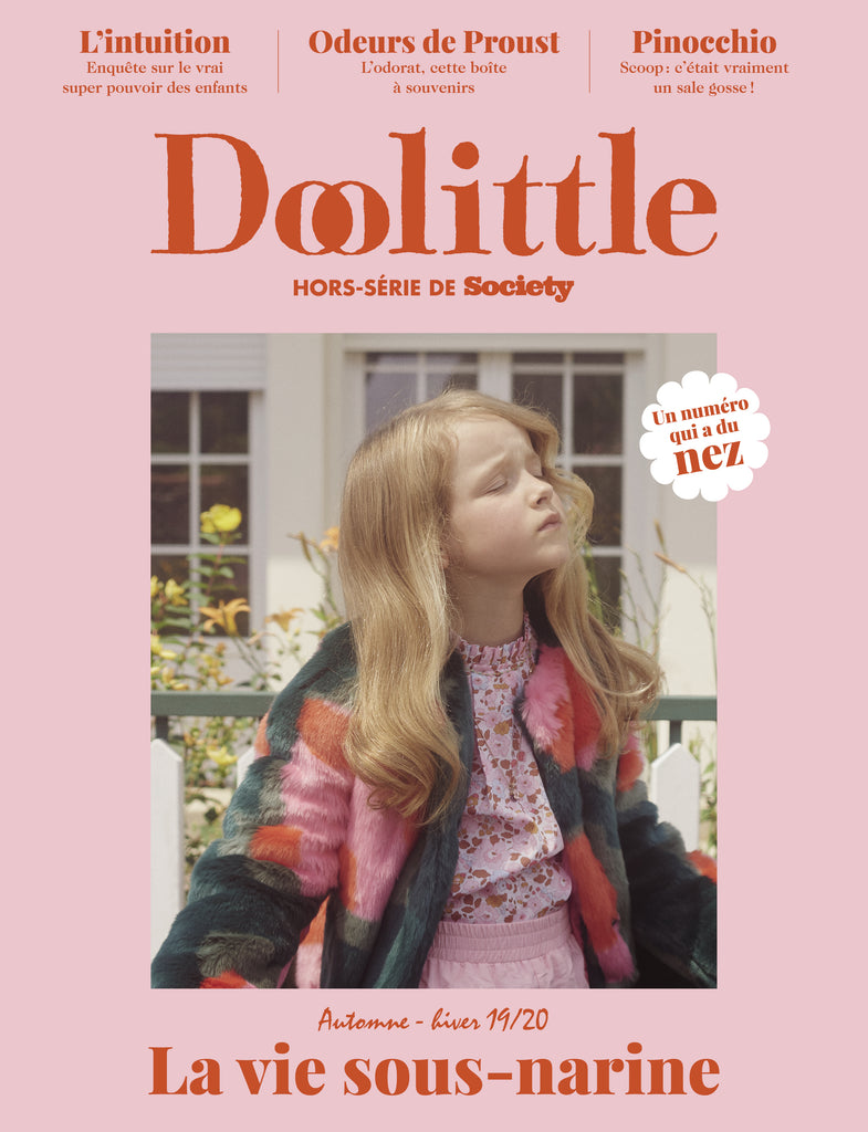 Doolittle magazine featuring goodordering