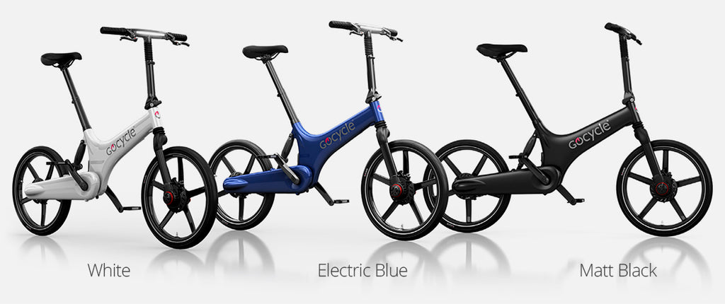 Electric bicycles by GoCycle