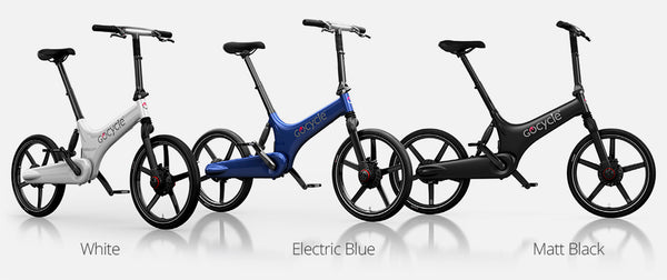 Go Bike electric bike available in the UK from Velorution