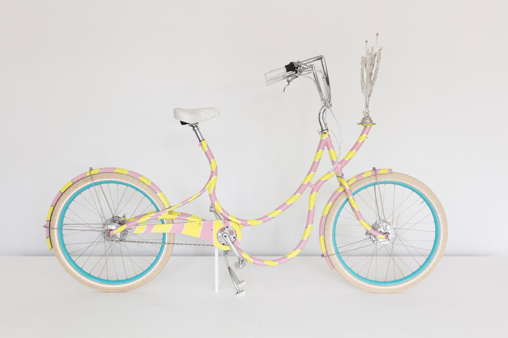 Grayson Perry bicycle