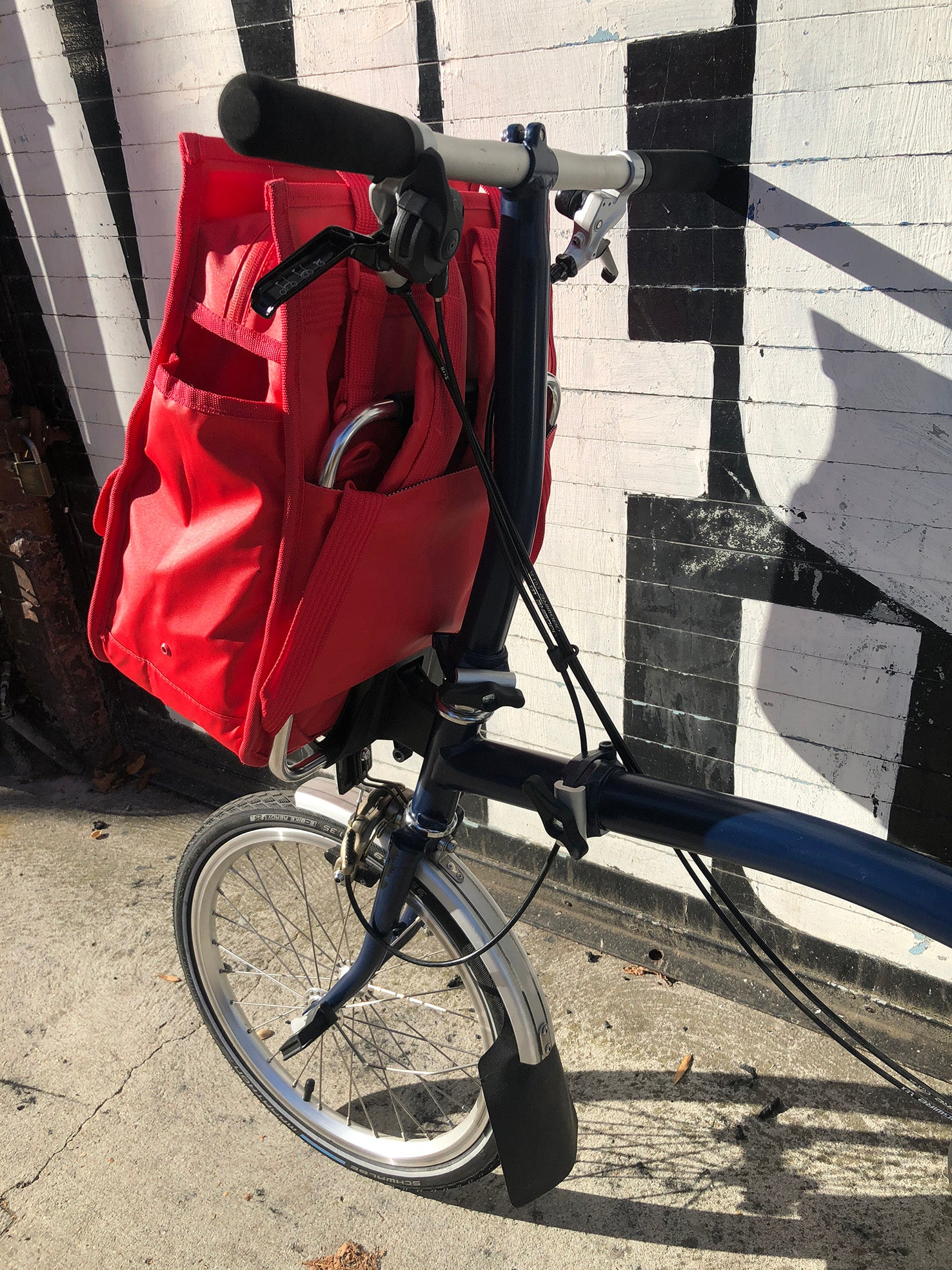 Brompton bag by Goodordering