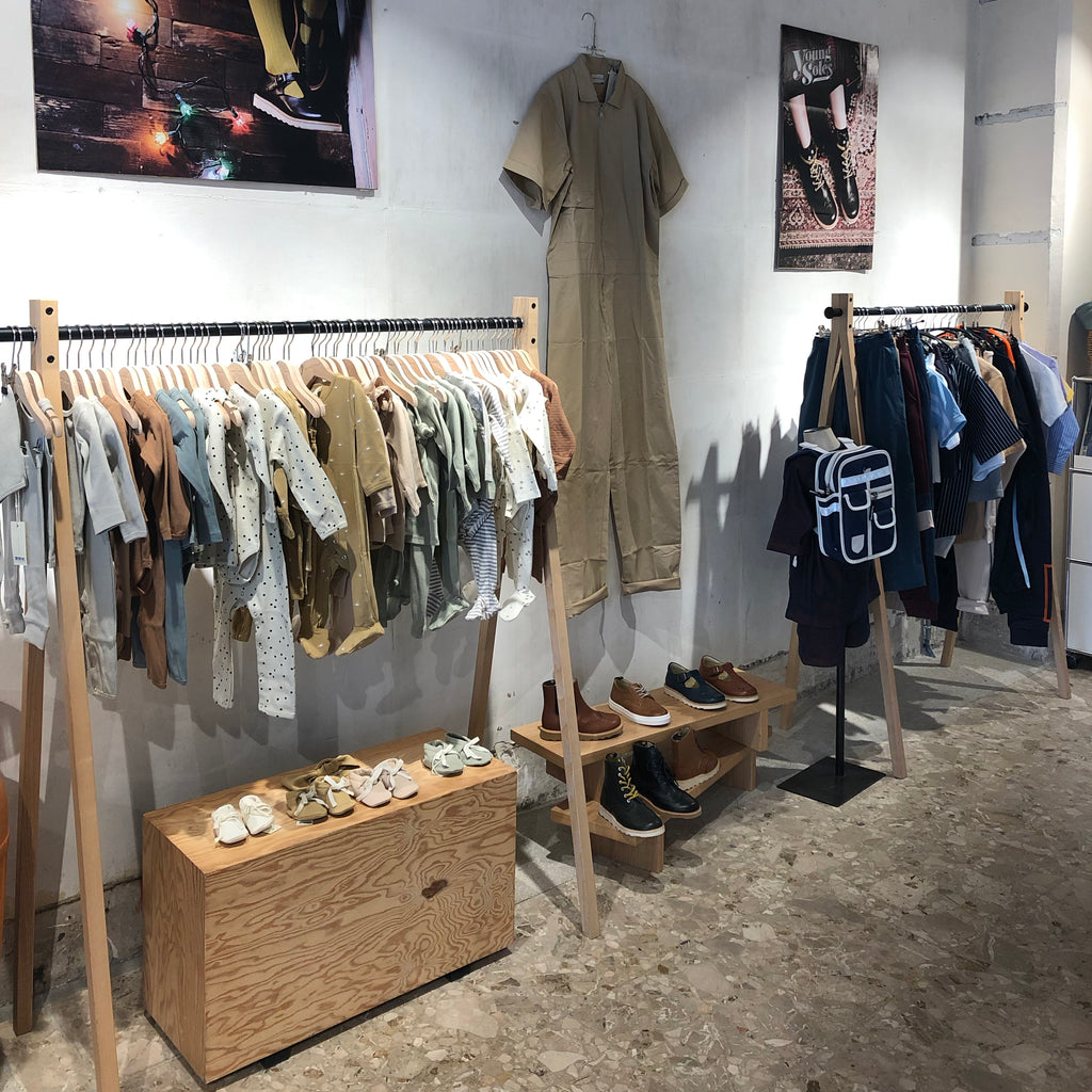Goodordering Pop-up shop in Paris