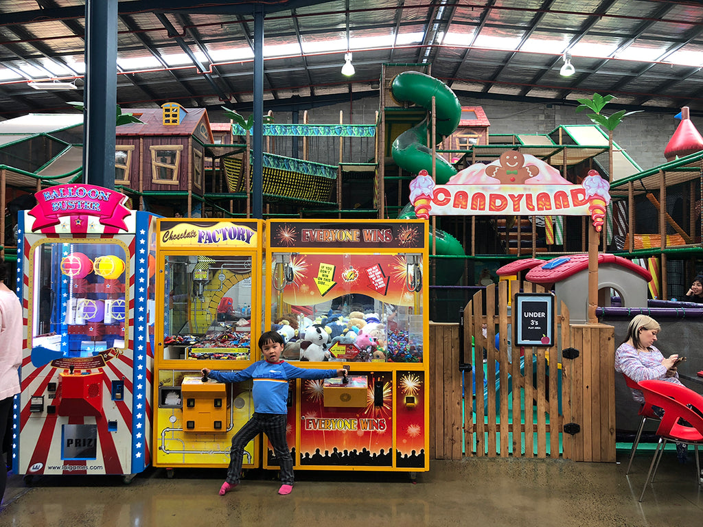 Little Dynamos Indoor play centre