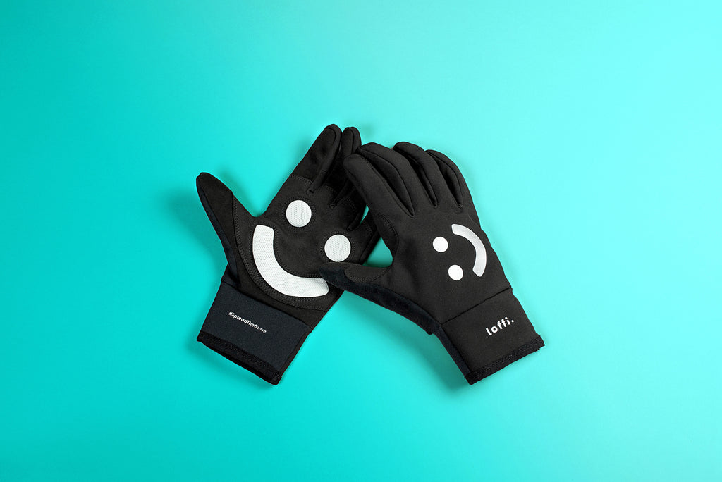 Loffi CC friendly cycling gloves