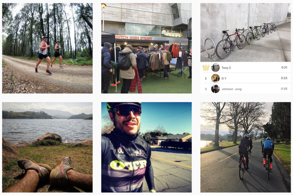The best Instagram hashtags for urban cycling