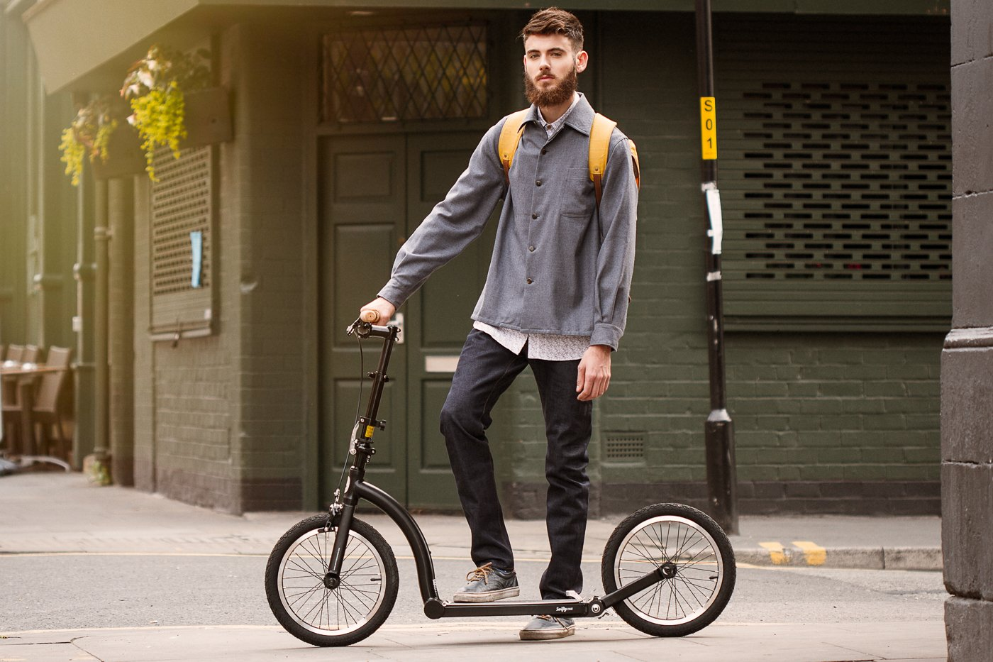 swifty scooters hipster scooting