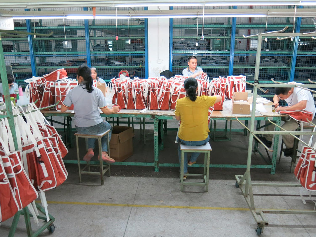 Goodordering factory China