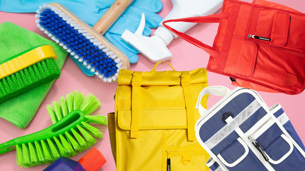 Cleaning your Goodordering bag
