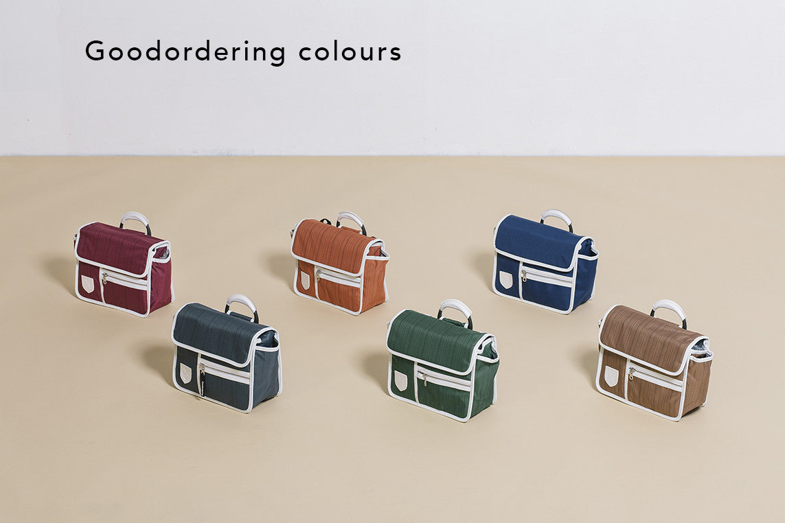 Goodordering buggy bag colour options