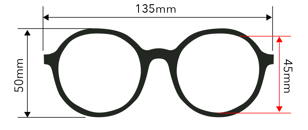goodordering magnetic glasses dimensions