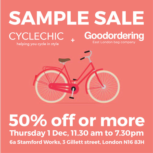 Goodordering sample sale