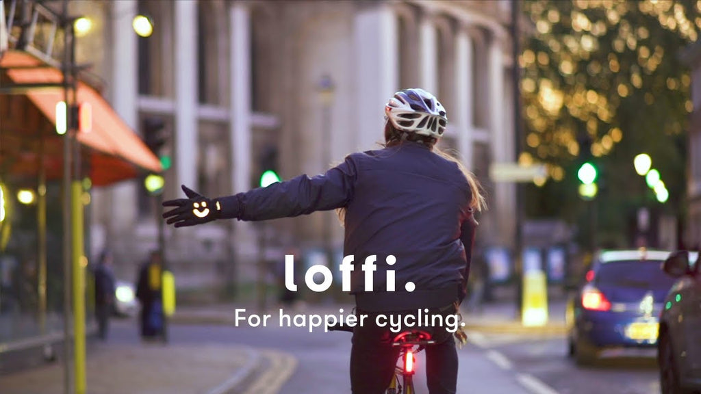 Loffi cycling gloves