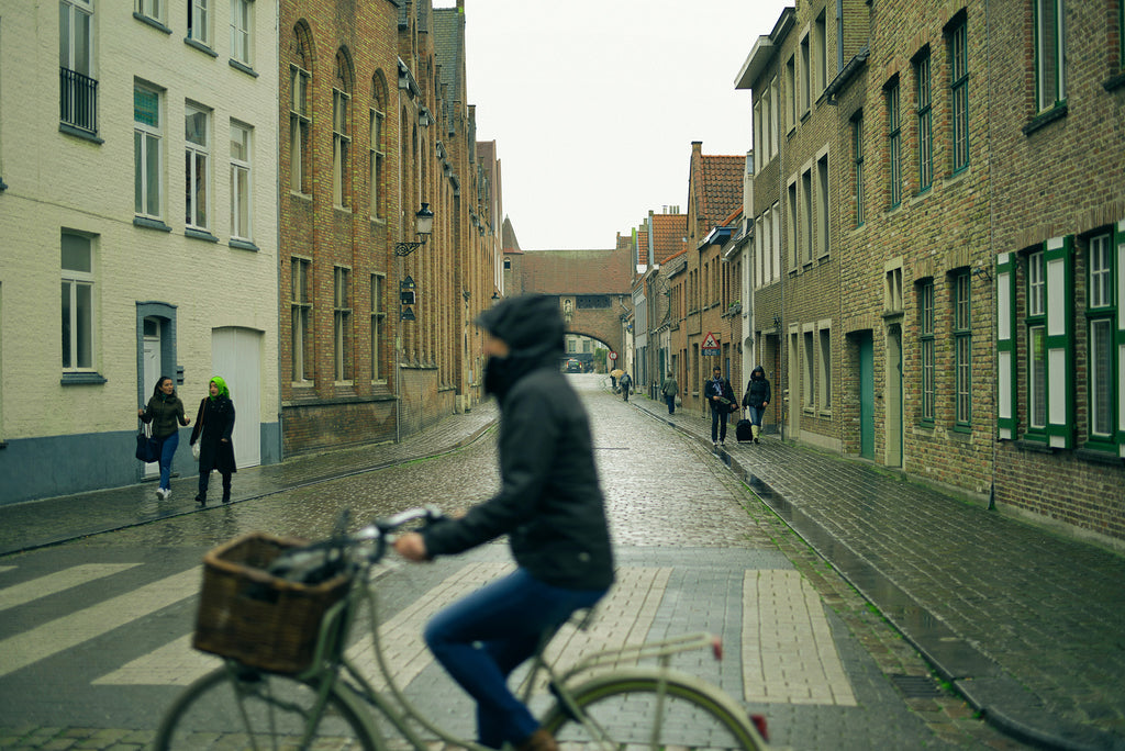 cycling in the rain - tips for commuter cycling