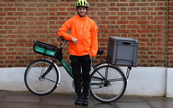 Sainsbury's joining the on-demand cycling revolution