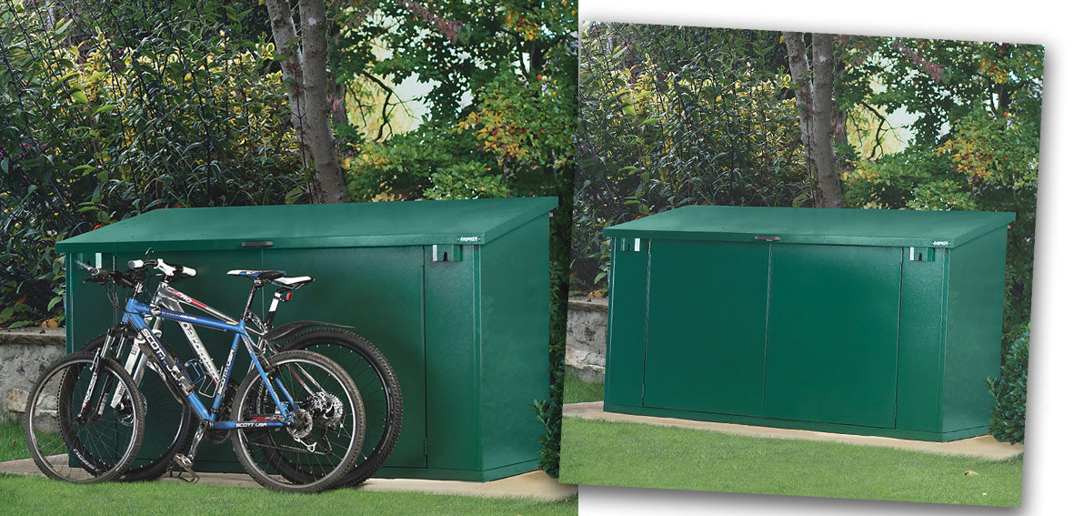screwfix bike storage unit