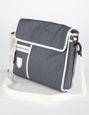 Satchel Grey