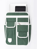 Boxy Backpack Green