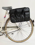 Monochrome Briefcase: Convertible pannier bag - Goodordering