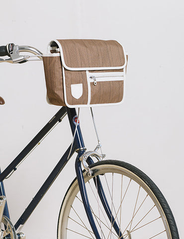 Handlebar Bag - Brown