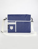 Satchel Navy Blue