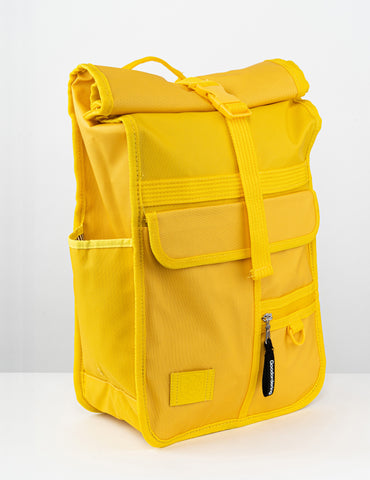 Monochrome Rolltop Backpack Mini Yellow - Goodordering