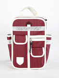 Mini Backpack MAroon - Goodordering