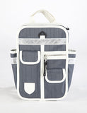 Mini Backpack Graphite - Goodordering