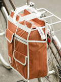 3 in 1 Market Shopper: Convertible Backpack Pannier cycling bag - Goodordering