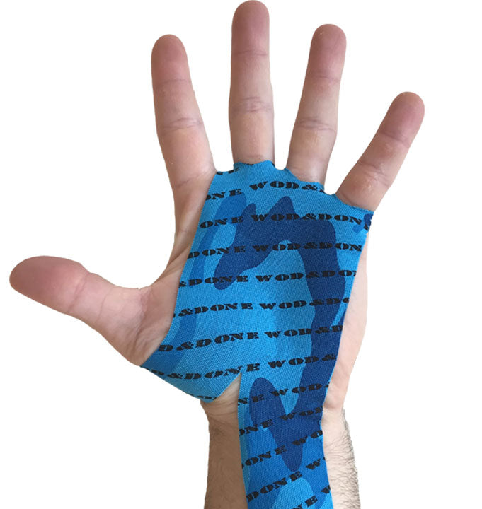 WOD & DONE Hand Protection - 5 Pack