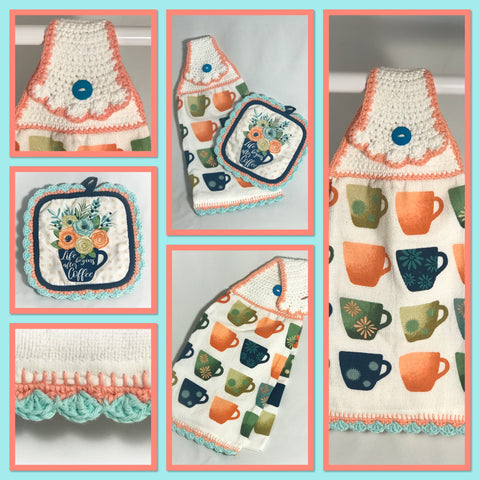 Coffee Time - Kitchen Towel Collection