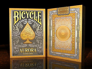 Aurora poker deck