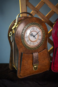Bag / Backpack with watch