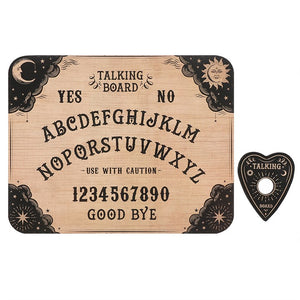 Traditional style ouija board