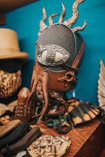 Laden Sie das Bild in den Galerie-Viewer, Steampunk Leder Patch