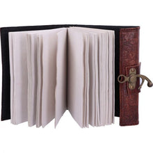 Load image into Gallery viewer, Greenman leather notebook