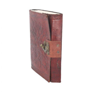 Greenman leather notebook