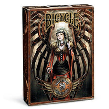 Load image into Gallery viewer, Steampunk Poker Deck Anne Stokes
