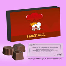 Load image into Gallery viewer, customized chocolates box with cute graphics