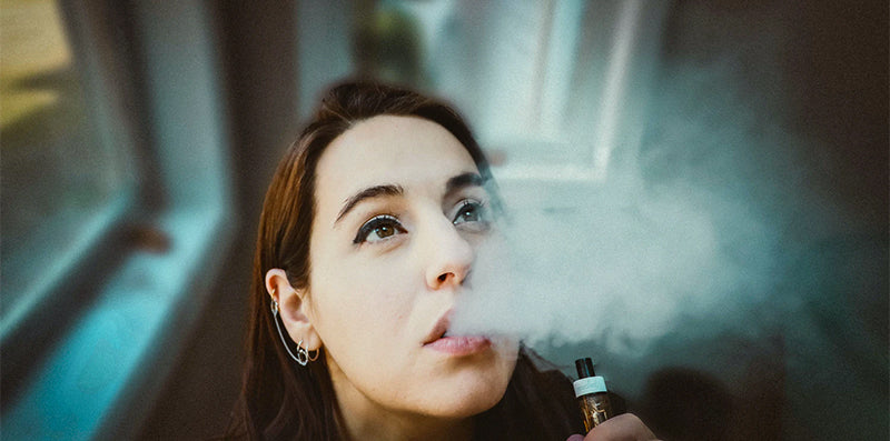 Can switching to vaping improve smoking-related respiratory Issues?