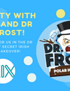 Vote for Kix in the secret Irish takeover and win Dr Frost liquid!