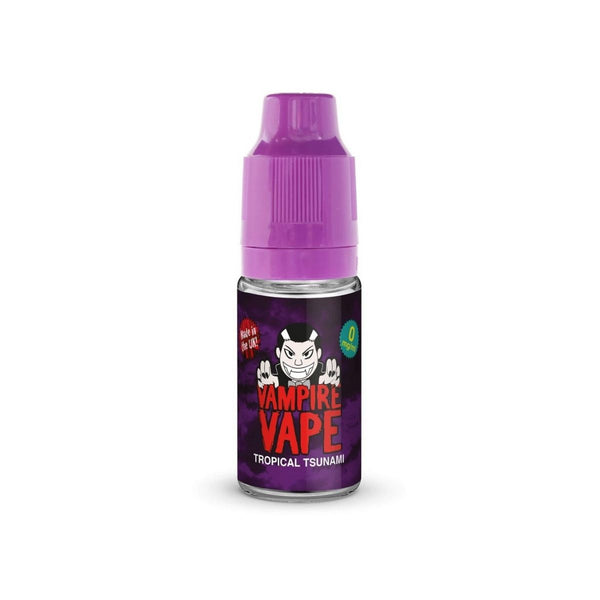 10ml Tropical Tsunami - Vampire Vape