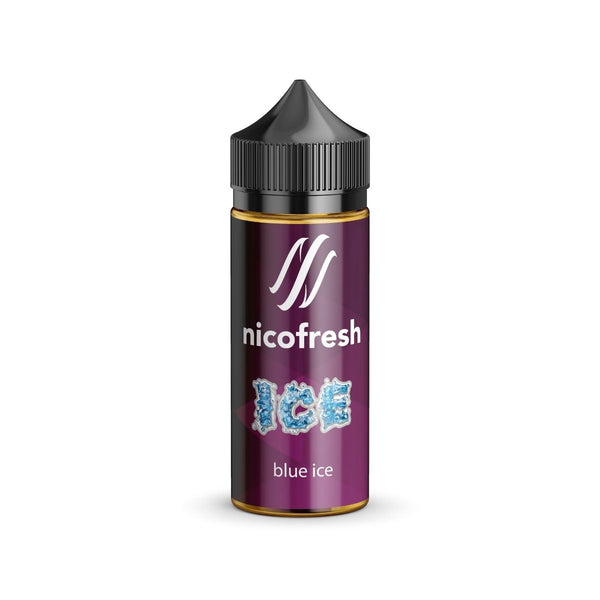 50ml Blue Ice - Nicofresh Shortz