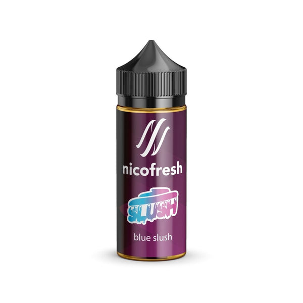 50ml Blue Slush - Nicofresh Shortz