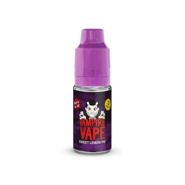 10ml Sweet Lemon Pie - Vampire Vape