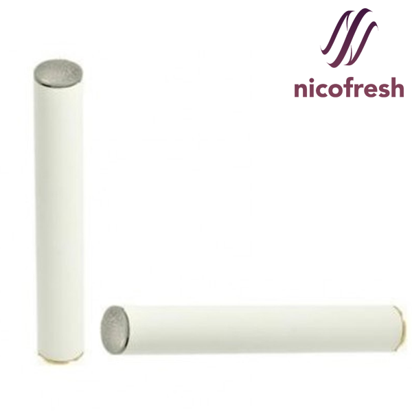 Nicofresh 510 White Batteries KIX Electronic Cigarettes