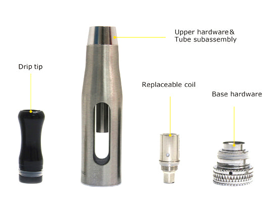 ET S Clearomizer - Aspire
