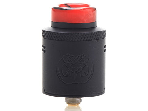 Drop Dead RDA Matt Black