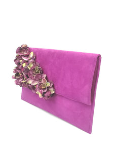 Cartera Plana Bugan Flower