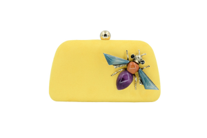 CLUTCH ABEJA AMARILLO