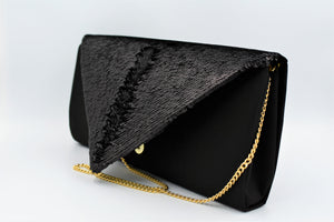 Cartera Black Lentejuelas